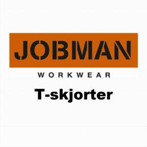 Jobman T-skjorter