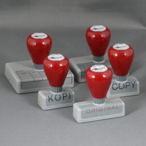 Standard stempler