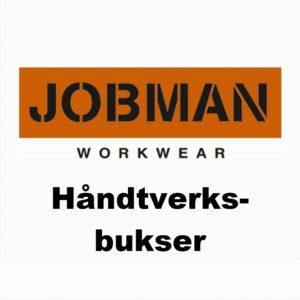 Jobman Håndtverksbukser