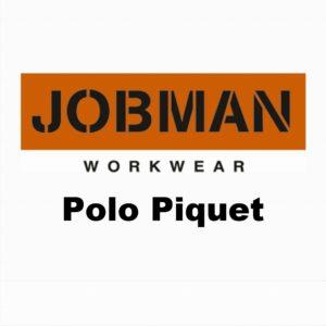 Jobman Polo Piquet