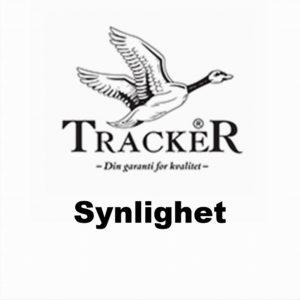 Tracker synlighet