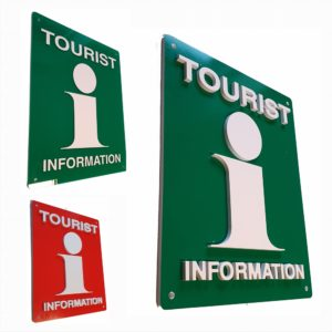 Turistkontor Skilting