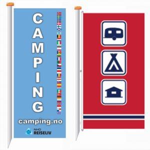 Campingflagg
