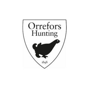 Orrefors Hunting