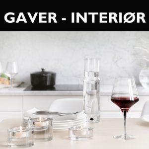 Gaver og Interiør