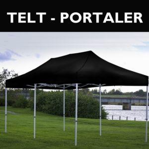Telt og Målportaler