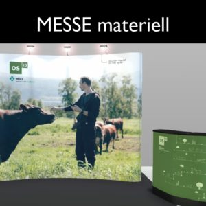 Messe materiell
